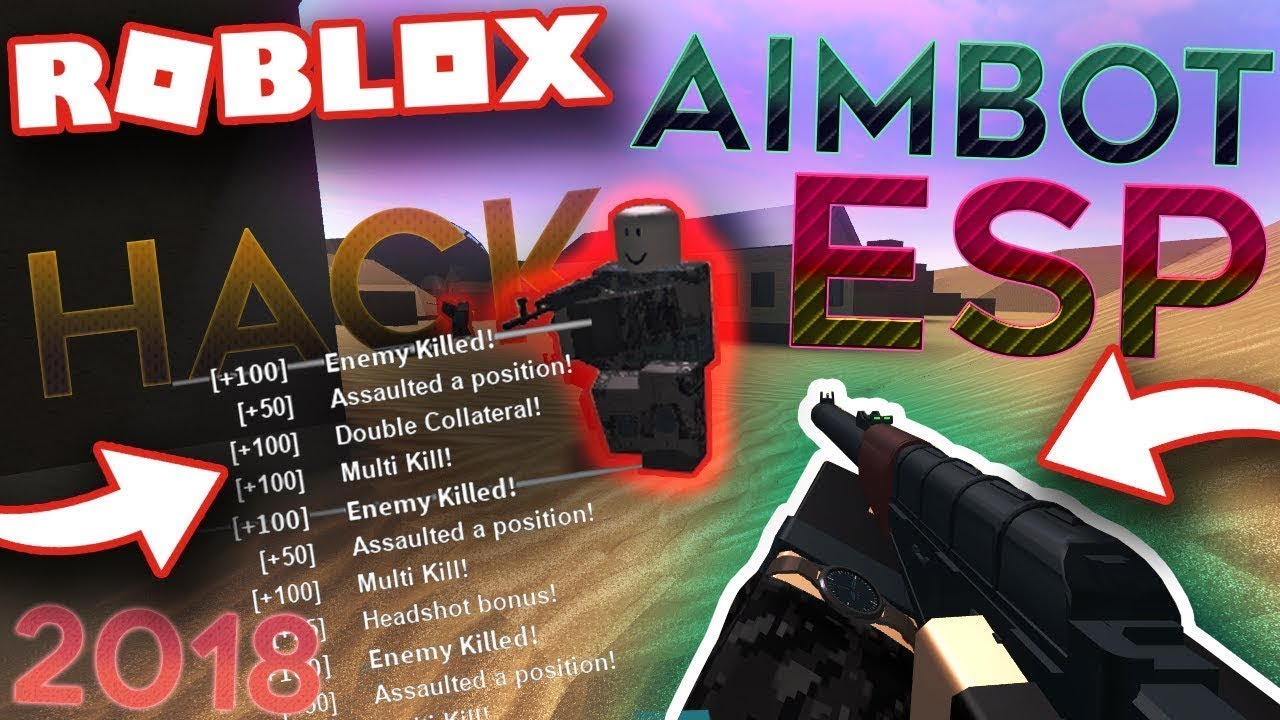 Phantom Forces Aimbot Esp Hack Roblox Working 2018 September