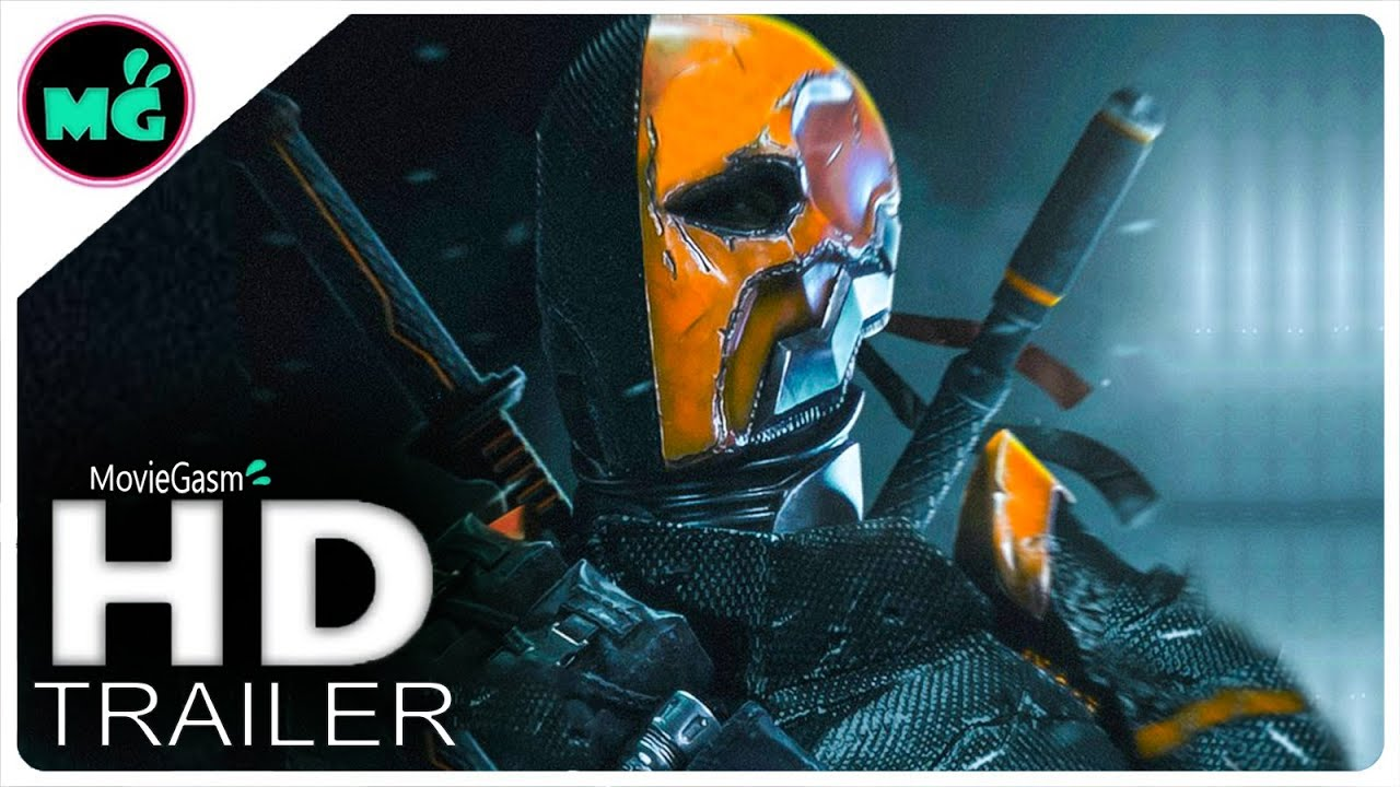 Deathstroke Knights And Dragons Official Trailer 2020