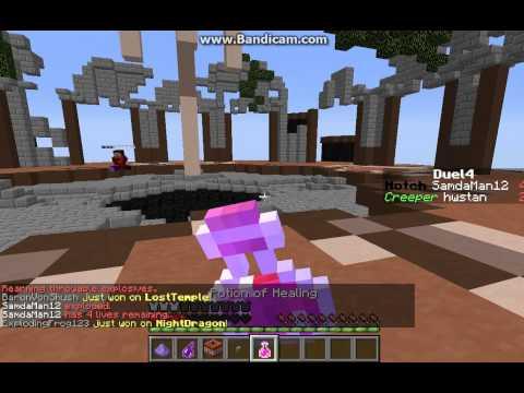 LBRY Block Explorer • Claim • dragons-get-sick-a-mineplex-minigame