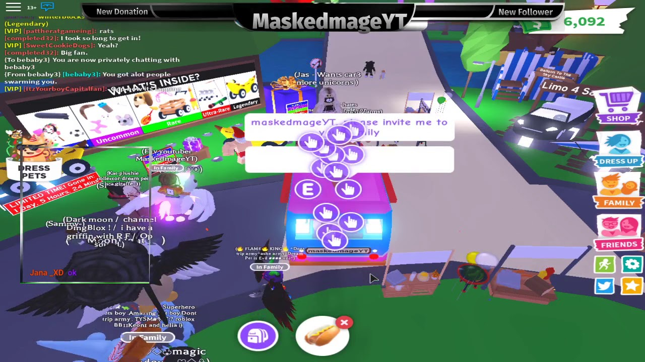 What Is A Mega Neon Adopt Me Roblox