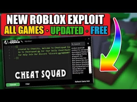 Roblox Hack Apocalypse Rising For Free Guns Roblox Code New Roblox Exploit Cheat Squad Exploit Free Script Executor