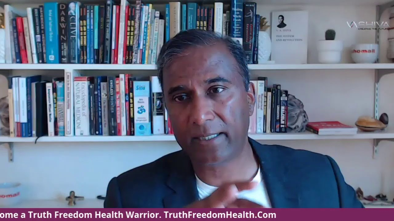 "Dr.SHIVA LIVE: The Tragedy of India: Pfizer, ""Mahatma"" Gandhi, Beggars, & Bullshit."